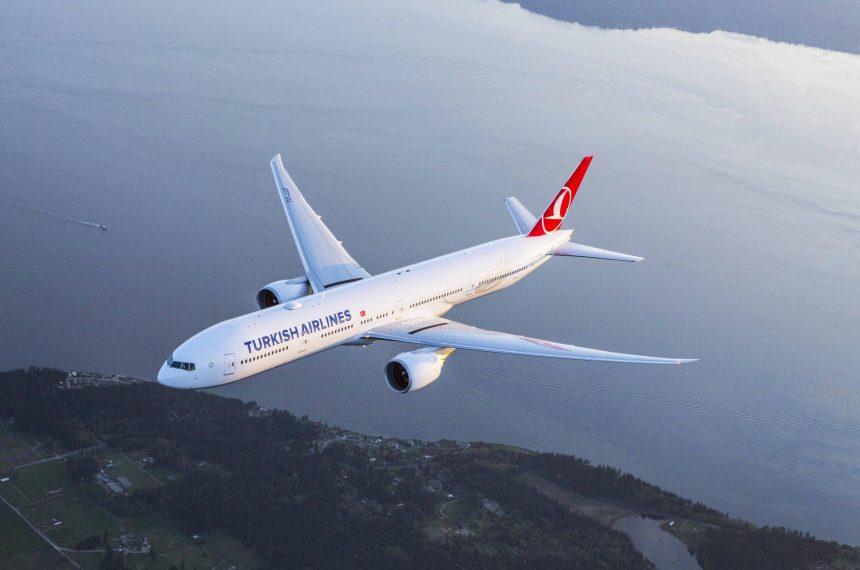 Flights Between Antalya and The UK